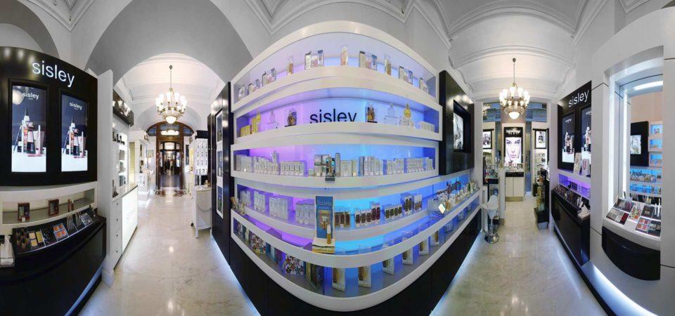 Магазин Sisley, Articoli, ГУМ