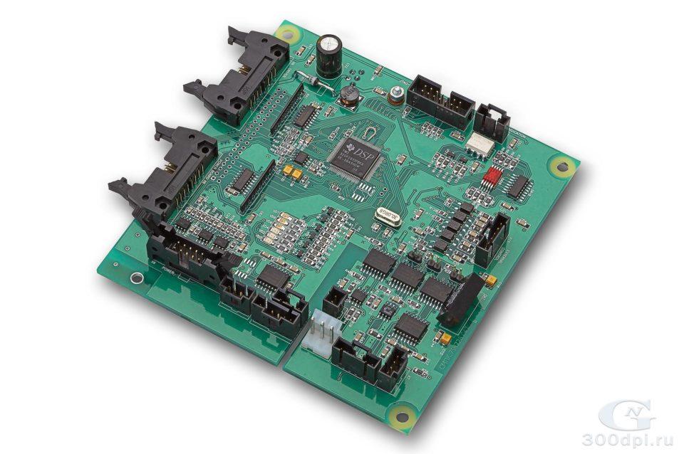 Фотосъёмка электронных компонентов
