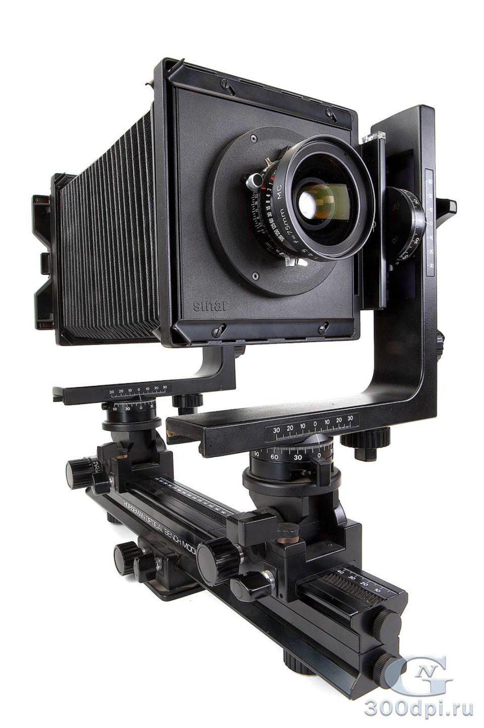 И ещё один правильный фотоаппарат