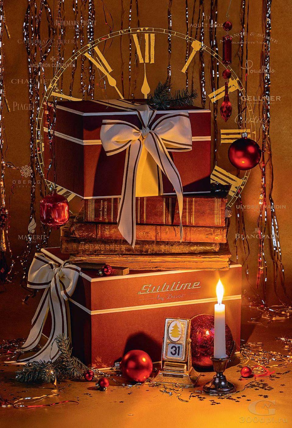 Новогодняя реклама Sublime