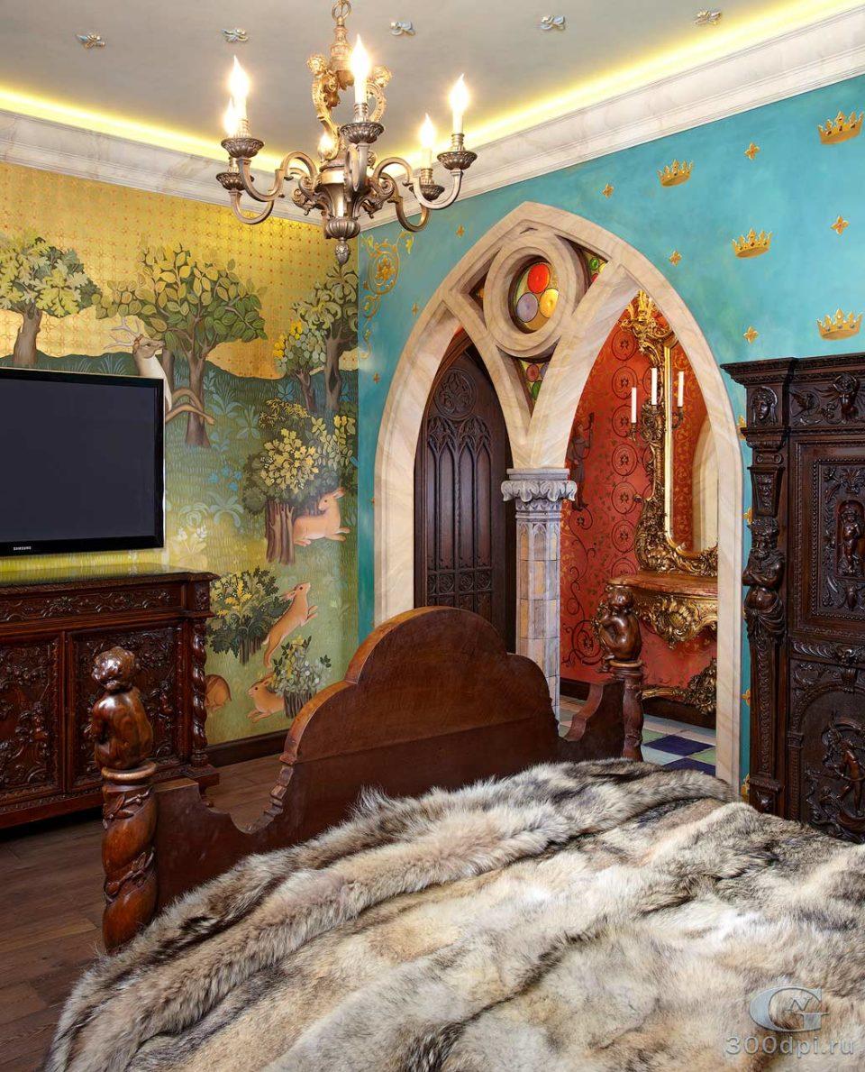 Спальня в городской квартире ;-)